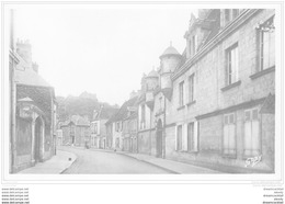 28 NOGENT-LE-ROTROU. Collège Rue Saint-Laurent. Carte Photo - Nogent Le Rotrou