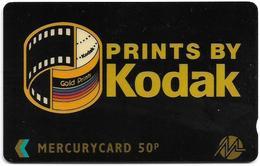 UK (Mercury) - Prints By KODAK - 20MERA - MER377, 10.018ex, Used - Reino Unido