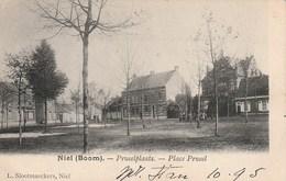 NIEL - Prueelplaats - Uitg. L. Slootmaeckers - 1905 - Niel