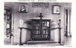 69 - Rhone - Université De LYON - Institut D Archeologie - Bibliotheque Salomon Reinach - Lyon