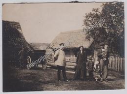 Kaunas, 1916 M. Fotografija, Dydis - 10,5x7,5 Cm. - Lituanie