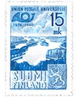 Ref. 103537 * MNH * - FINLAND. 1949. 75th ANNIVERSARY OF UPU . 75 ANIVERSARIO DE LA UPU - Non Classificati