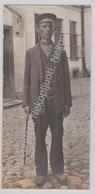 Kaunas, 1916 M. Fotografija, Dydis - 10,7x5 Cm. - Lituanie