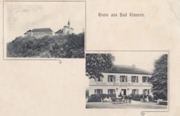 Bad Klausen , Chiusa - Restaurant Rudolf Walter 1901 - Bolzano (Bozen)
