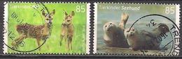 Deutschland  (2018)  Mi.Nr.  3352 + 3353  Gest. / Used  (1ga22) - Used Stamps