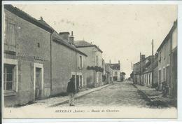 Artenay-Route De Chartres - Artenay