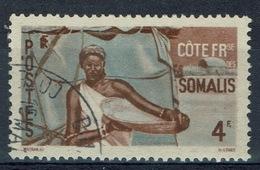 French Somali Coast, 4f., Somali Woman, 1947, VFU - Costa Francesa De Somalia (1894-1967)