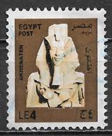 Egypt 2013. Scott #2109 (U) Akhenaten - Usati