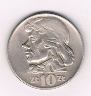 10  ZLOTY 1959  POLEN  /8930/ - Poland
