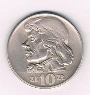 10  ZLOTY 1959  POLEN  /8930/ - Polonia