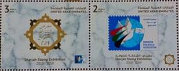 UAE 2019 New MNH Stamps - Sharjah Philatelic Exposition - United Arab Emirates (General)