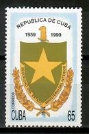 Cuba 1999 / State Security MNH Seguridad Del Estado / Cu15115  31-18 - Cuba
