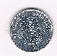 25 CENTS   1997 SEYCHELLEN /8936// - Seychelles