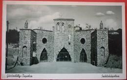 GOROMBOLY TAPOLCA - SZIKLAKAPOLNA - Ungheria