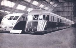 Exposition BRUXELLES 1935 - Le Train Renault - Wereldtentoonstellingen
