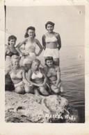 RUSSIA.  # 3433  A PHOTO. Swimsuit. BEACH. ODESSA. BEAUTY 1948 *** - Photographs