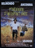 Itinéraire D'un Enfant Gâté - Film De Lelouch - Belmondo / Anconina . - Comédie