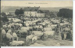 Vézelay-Vue Du Champ De Foire - Vezelay