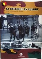 Livre BELGIQUE EN GUERRE Mazrine Korps Flandern Panzer Lehr Bastogne Corée Broken Arrow Panzer En Luxembourg - Livres, BD, Revues