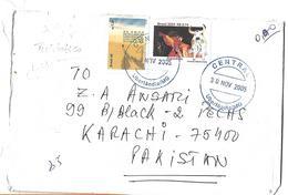 Brazil Airmail 1998 UNIVERSAL DECLARATION, 50 YEARS, HUMAN RIGHTS 2004 Folklore Paritins Festival 0.74 R$, - Brazilië