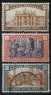 Francobolli Italia Regno 1924 - Anno Santo - 3 Valori Nuovi E Usati - Italien