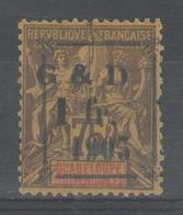GUADELOUPE:  N°53 *     - Cote 110€ - - Guadalupe (1884-1947)