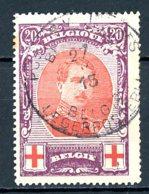 BE    134   Obl    ---     TTB - 1914-1915 Rotes Kreuz