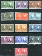 BE    221 - 233    X     ---     Très Frais... - Unused Stamps
