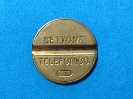 1968 ITALIA TOKEN GETTONE TELEFONICO SIP USATO 6806 - Italia