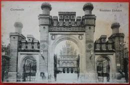 UKRAINE - CZERNOWITZ , RESIDENZ EINFAHRT - FELDPOST 1915 - Ucraina