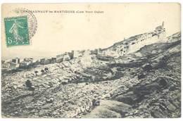 Cpa Chateauneuf Les Martigues ( Côté Nord Ouest ) - Autres Communes