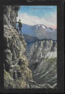AK 0372  Kletterei In Den Tiroler Bergen - Verlag Stempfle Um 1910-20 - Alpinismus, Bergsteigen