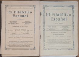 (1900ca). Colección Muy Completa A Falta De Los Números 1-24, 29, 31, 36, 41, 42, 44-49, 64, 79, 124-149, 212, 226-29 (f - Livres, BD, Revues