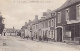 Pas-de-Calais - Environs De Guines - Hardinghen - Place Du Marché - Francia
