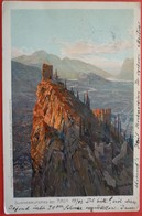 TRENTO - SONNENAUFGANG BEI ARCO - Trento