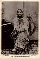 INDIA // INDE. TYPE OF INDIAN DANCING GIRL - India
