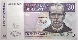 Malawi - 20 Kwacha - 2009 - PICK 52e - NEUF - Malawi