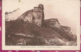D27 - Environs De MUIDS  - LA ROQUE - La Roche à Tete D'homme - Muids