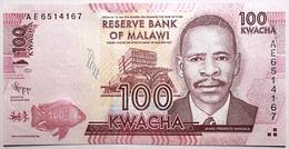 Malawi - 100 Kwacha - 2012 - PICK 59a - NEUF - Malawi