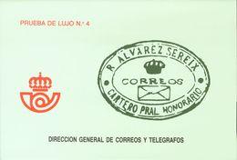 **20P. 1990. Prueba De Lujo. ALVAREZ SEREIX. MAGNIFICA. Edifil 2018: 27 Euros - Variedades & Curiosidades