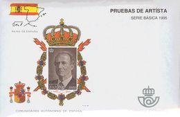 **37/56P. 1995. Pruebas De Lujo. AUTONOMIAS. MAGNIFICAS. Edifil 2018: 700 Euros - Variedades & Curiosidades