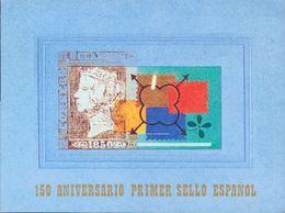 **3711AC. 2000. Carnet Del 150º ANIVERSARIO DEL PRIMER SELLO ESPAÑOL. MAGNIFICO. - Variedades & Curiosidades
