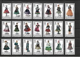 España, 1961-71 - 1961-70 Nuevos & Fijasellos
