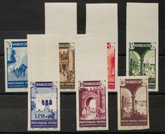 **234/40s. 1941. Serie Completa. SIN DENTAR. MAGNIFICA. Edifil 2020: +215 Euros - España
