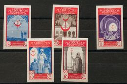 **275/79s. 1947. Serie Completa. SIN DENTAR. MAGNIFICA. Edifil 2020: 57 Euros - España