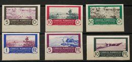 **330/35s. 1951. Serie Completa, Borde De Hoja. SIN DENTAR. MAGNIFICA. Edifil 2018: 130 Euros - España