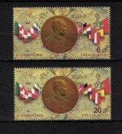 THAILAND ,  1998, ** , MNH , Postfrisch ,  Mi.Nr. 1859 - 1860 - Thailand
