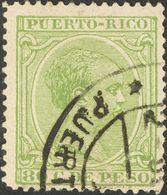 º84, 85. 1890. 40 Cts Naranja Y 80 Cts Verde Amarillo. Valores Clave. BONITOS. Edifil 2020: 422 Euros - España