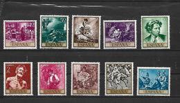 España, 1968 - 1961-70 Nuevos & Fijasellos