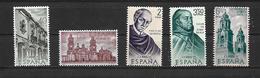 España, 1970 - 1961-70 Nuevos & Fijasellos